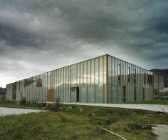 Irisarri + Piñera arquitectos — Muros Health Center
