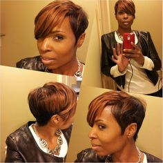 My hair #shorthair