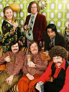 One of Still Game's best remembered featured a flashback of the cast in their heyday (Photo: BBC Comedy Tv, Comedy Show, Comedy Series, Tv Series, Still Game Memes, Jack And Victor, Happy Show, Father Ted, Reds Game