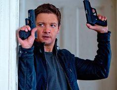 aaron cross!! Bourne legacy!