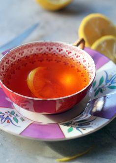 Hot Chai Toddy Recipe - Saveur.com