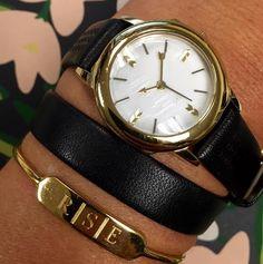 New day, new watch!  #stelladotstyle http://www.stelladot.com/angiehurlburt