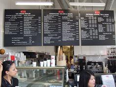Milk - Dessert Shop     $20  7290 Beverly Blvd, Los Angeles, CA 90036  323 939 6455   http://www.themilkshop.com/