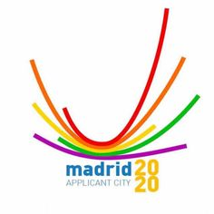 madrid 2020 - candidate logo