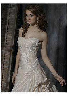A-Line Wedding Dresses Collection