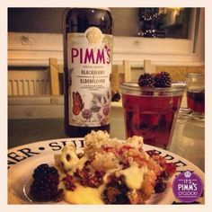 Pims crumble!!!