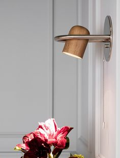 Based in New York, Allied Maker is a contemporary lighting design and manufacturing studio specializing in handcrafted lighting fixtures. Sconces Living Room, Living Room Lighting, Wall Sconces, Sconce Lighting, Home Lighting, Stair Lighting, Lighting Ideas, Wall Mounted Light, Bed Wall