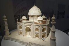 lego tajimaharu Taj Mahal, Honda, Lego, Amazing, Legos