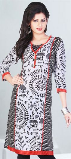 408027: Go #tribal this summer! Order this quirky printed #tunic.