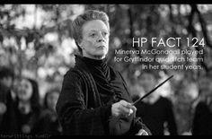 HP fact: Minerva.