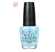 OPI's 'Breakfast At Tiffany's' Nail Lacquer Collection Is All The Holly Golightly Goals
