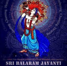 Krishna Balaram — Great Balarama!