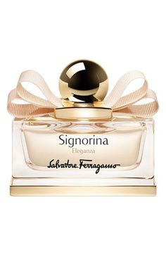 I WANT IT - Salvatore Ferragamo 'Signorina Eleganza' Eau de Parfum available at #Nordstrom