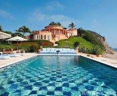 Cuixmala resort in Mexico