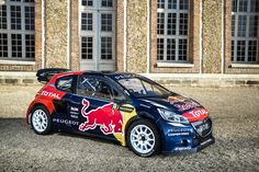 World RX - Team PEUGEOT-Hansen