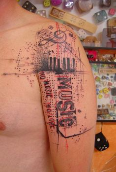 At first glance one would believe that a visual art such as tattooing would have little to do with an auditory art like music, but you would be mistaken. The love of both tattoos and music is often driven by... [ read more ]