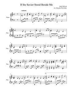 Free Sheet Music, Piano Sheet Music, Sally Deford Music, She Song, Choir, Savior, Plays, Pdf, Songs