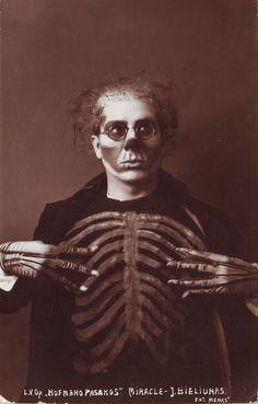 "Juozas Bieliūnas - Jacques Offenbach's opera ""The Tales of Hoffmann"" | [1925] | Kauno miesto muziejus | Public Domain"