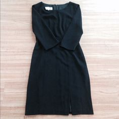 Sale!! Sara Campbell black dress.Firm NWOT never worn Sara Campbell Dresses Long Sleeve