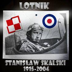 99 lat temu urodził się Stanisław Skalski, as lotnictwa, uczestnik Bitwy o Anglię; w czasie II wojny św. zestrzelił 22 samoloty; po wojnie więziony przez władze komunistyczne.