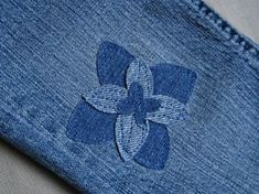 A few weeks ago, my daughter fell and skinned her knee. Her knee healed fine, but her pants not so much. We love these jeans. They fit her really well, which is rare. She asked me to fix them, so I...