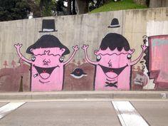 Art Project Colombia - Desconocido #StreetArt