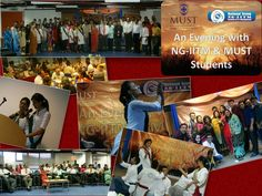 Cultural Evening at MUST, Malaysia