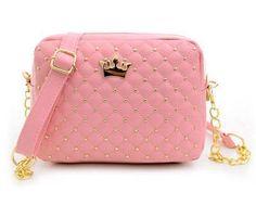 Women Bag Fashion Women Messenger Bags Rivet Chain Shoulder Bag High Quality PU Leather Crossbody
