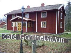 """Hemslöjd i """" Småland Check-in """" Tingsryd Småland Sweden prisvärd ! Sweden, Outdoor Structures, Check"""