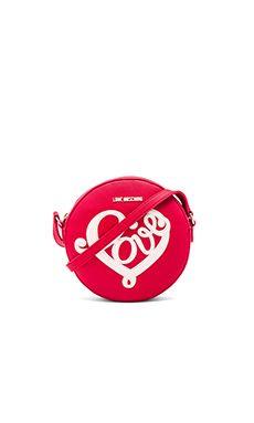 Love moschino TRANSVERSAL LOVE HEART