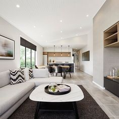 Type of Project: Residential Designers: Alexandra Attard Location: Airds NSW Completion: December 2016 Living Room, Table, Projects, Inspiration, Furniture, Entertainment Ideas, Home Decor, Detox, December