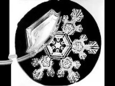 Wilson Bentley Snowflake Slideshow... see if you can find the one with the star in the middle