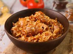 Grains, Rice, Chicken, Healthy, Food, Essen, Meals, Health, Seeds