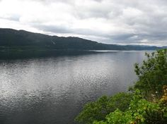 We didn't see Nessie on either trip