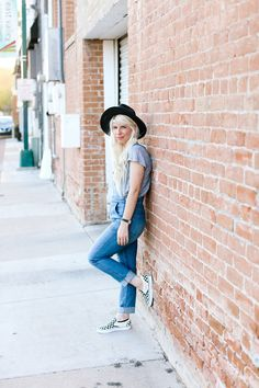New #ootd post -- 40 Years Of Tradition with #MyVans Slip-Ons! // Chelsea-Bird.com