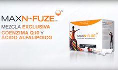 Max N-Fuze es un nutriente de reaprovisionamiento que se ha diseñado específicamente para proporcionar antioxidantes directos e indirectos, junto con vitaminas y nutrientes importantes. Esta combinación exclusiva funciona en conjunto para ayudar a mantener los niveles de glutatiónen el cuerpo y para defenderlo ante influencias y agresores externos, como los radicales libres, toxinas químicas y metales pesados.