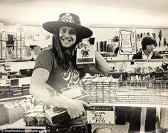 A treasure trove of Ozzy Osbourne's touching postcards and Black Sabbath…