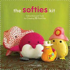 Softies Kit - Therese Laskey