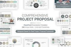 Project Proposal PowerPoint Templatepresentation design | presentation layout | presentation | presentation board design | presentation template #presentation #powerpoint #ppttemplate #ppt #keynote #googleslide Professional Ppt Templates, Creative Powerpoint Templates, Powerpoint Presentations, Professional Resume, Resume Templates, Best Business Plan, Business Icon, Project Proposal Template, Proposal Templates