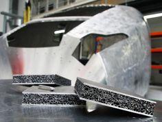 New Aluminum 'Foam' Makes Trains Stronger, Lighter, and Safer