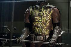 Batman v Superman's Robin suit Jason Todd, Batman, Superman, Comics Online, Dc Comics, Robin Suit, Robin Cosplay, Joker, Hasbro Transformers