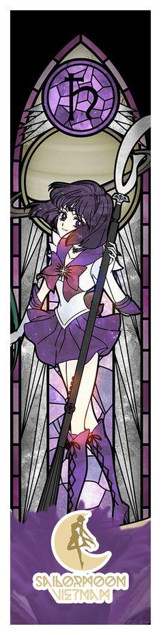 Sailor Saturn (#Hotaru Tomoe #Sailor Saturn #Mistress 9)