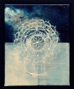 Magic Mandala - Trust