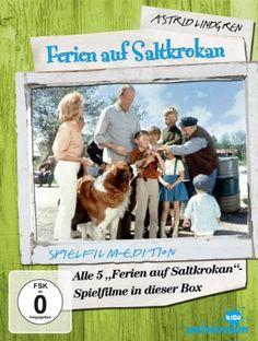 Ferien auf Saltkrokan - Teil 1-5 [5 DVDs]