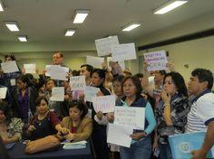 NACIONAL. EsSalud: Sindicato de enfermeras iniciará huelga el 10 de junio http://hbanoticias.com/8253