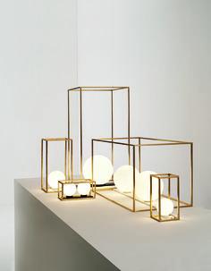 Lampada da tavolo modello Multiplo- Vesoi