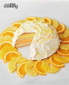 Sunshine Cake #recipe
