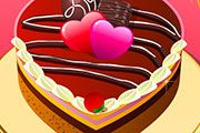 Valentine Day Cake | Dress up games | Monster high games | Barbie games | Makeover games