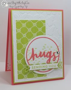 I used the Stampin' Up! Lovely Inside & Outstamp set bundle from the upcoming 2017-18 Annual Catalog to create my card for the Sunday Stamps sketch challenge this week. Here is the sketch for …