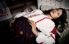 VogueUkraineYelenaYemchuk14 Yelena Yemchuk Captures Homegrown Beauties for Vogue Ukraine March 2013